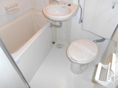 【浴室】ライオンズマンション赤羽第三