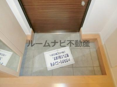 【玄関】ビューノ竜泉