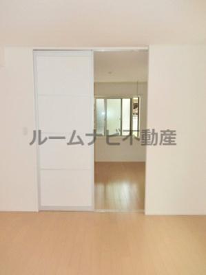 【寝室】ビューノ竜泉