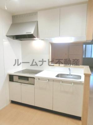 【キッチン】ビューノ竜泉