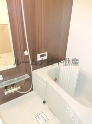 【浴室】ビューノ竜泉