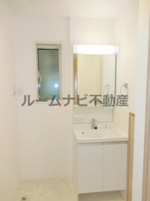 【洗面所】ビューノ竜泉