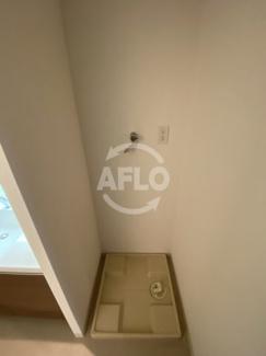 N4.TOWER 洗濯機置き場