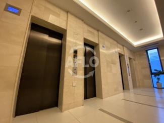 N4.TOWER  エレベーター