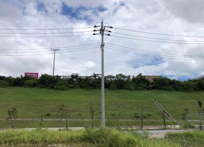 【区画図】ライカム隣接 商業用地