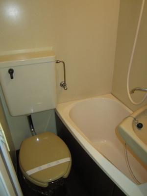 【浴室】グランビルド宿院