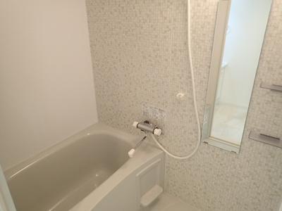 【浴室】ラ・アクシアⅤ
