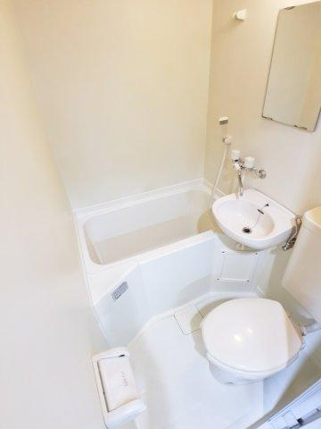【トイレ】プリンセスコート荒川