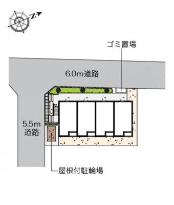 【地図】レオネクストユアリトルハイツ