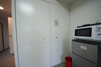 キッチン収納状態