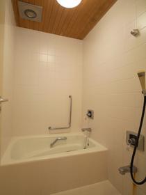 【浴室】広尾テラス
