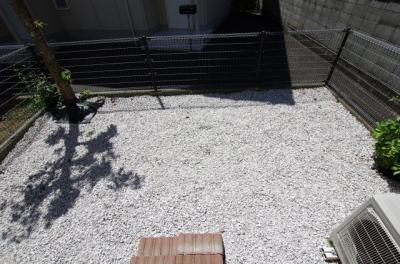【庭】ガーデンタウン松島