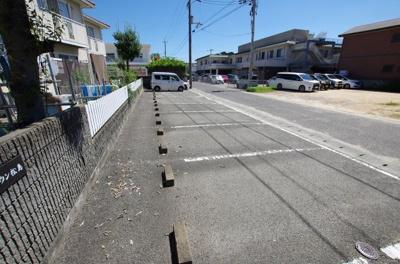 【駐車場】ガーデンタウン松島