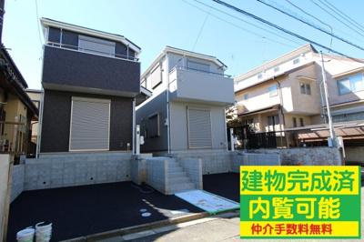 【外観】Cradle garden西東京市新町第三