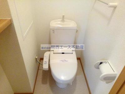【トイレ】インノバーレ桜ヶ丘