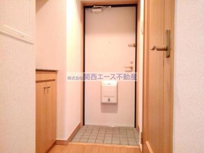 【玄関】インノバーレ桜ヶ丘