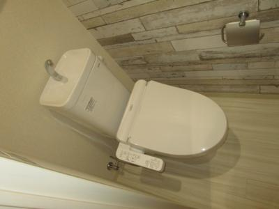 【トイレ】フジパレス月出町Ⅲ番館