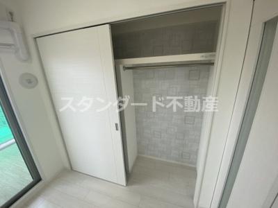 【収納】ビガーポリス415松ヶ枝町Ⅲ