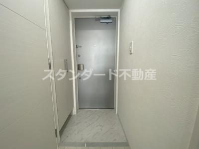 【玄関】ビガーポリス415松ヶ枝町Ⅲ