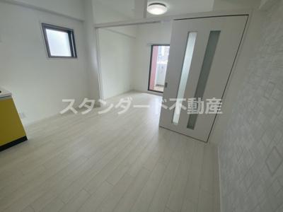 【寝室】ビガーポリス415松ヶ枝町Ⅲ