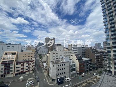 【展望】ビガーポリス415松ヶ枝町Ⅲ