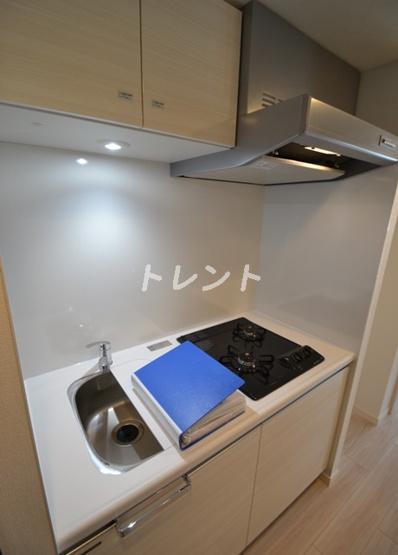 【キッチン】クレイシア新宿ノース【CRACIA新宿NORTH】