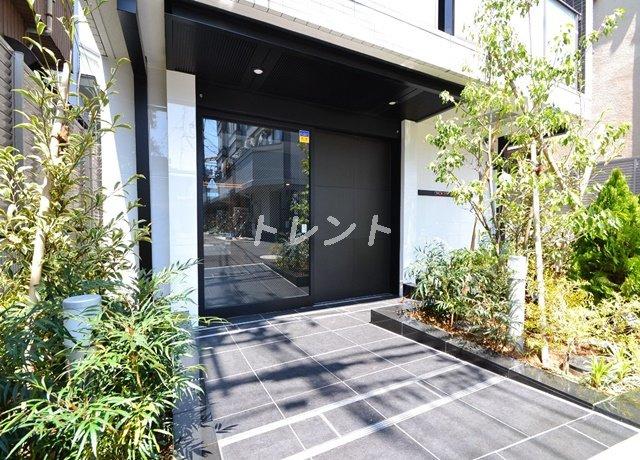 【エントランス】クレイシア新宿ノース【CRACIA新宿NORTH】