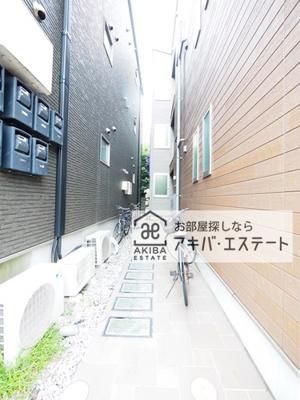 【エントランス】角屋パークハイツ