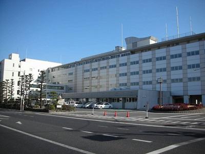 伊勢崎市役所まで1300m