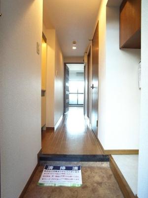 【玄関】フェニックス新高円寺