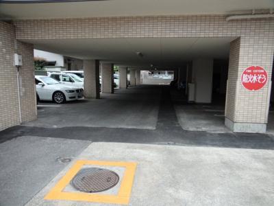【駐車場】キャンパスシティ大宰府
