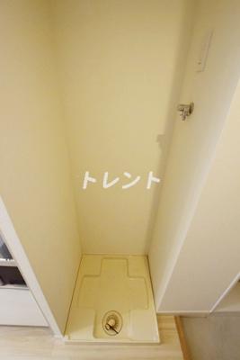 【洗面所】ラフィーネ音羽西棟