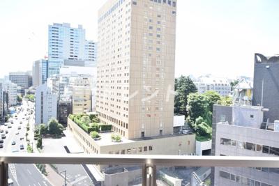 【展望】パークハビオ飯田橋