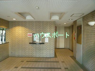 【エントランス】ダイアパレス京都蒔絵町