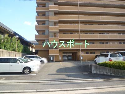 【駐車場】ダイアパレス京都蒔絵町