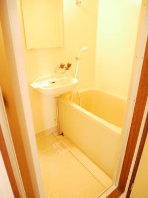 【浴室】コーポ番水