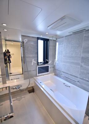 【浴室】ザインプレスト高輪(THE IMPREST TAKANAWA)