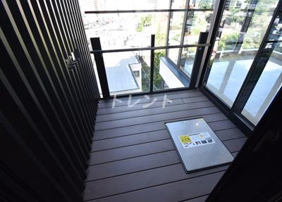 【バルコニー】ザインプレスト高輪(THE IMPREST TAKANAWA)