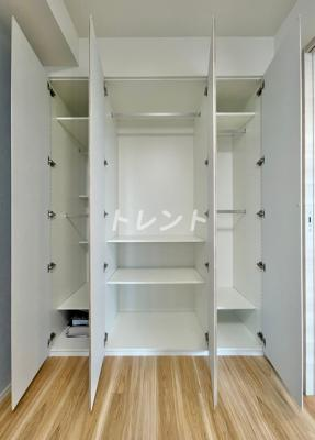 【収納】ザパークハウス西新宿タワー60