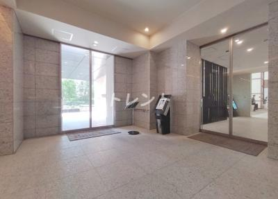 【セキュリティ】ザパークハウス西新宿タワー60