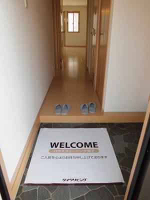 【玄関】パルテールシノヤマ