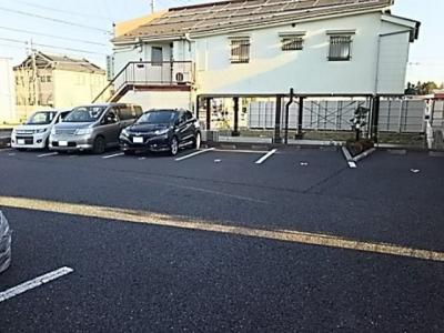 【駐車場】パルテールシノヤマ