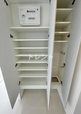【玄関】パークコート渋谷ザタワー
