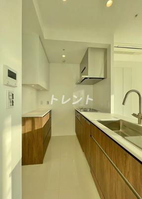 【キッチン】パークコート渋谷ザタワー