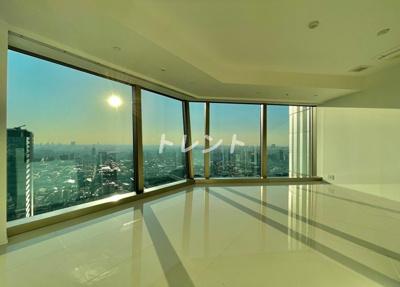 【居間・リビング】パークコート渋谷ザタワー