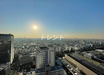 【展望】パークコート渋谷ザタワー