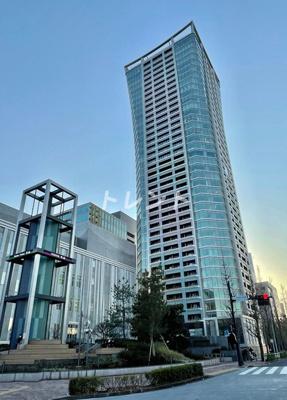 【外観】パークコート渋谷ザタワー