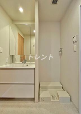 【洗面所】メルクマール京王笹塚レジデンス