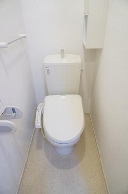 【トイレ】エスポワール エイティ
