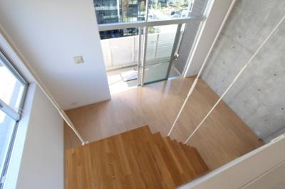 ロフト階段※参考写真